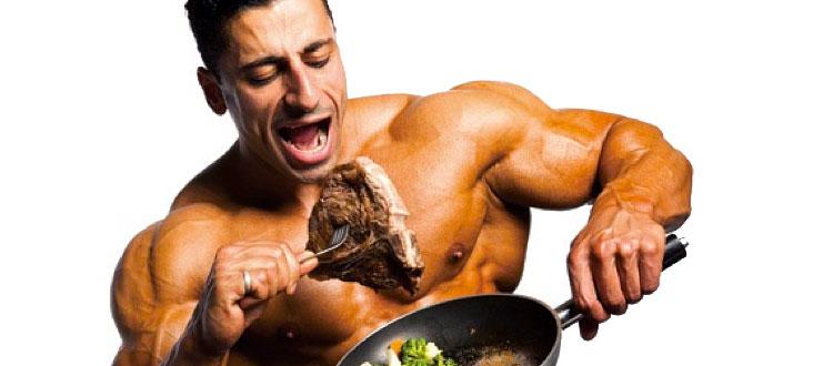 белки для роста мышц