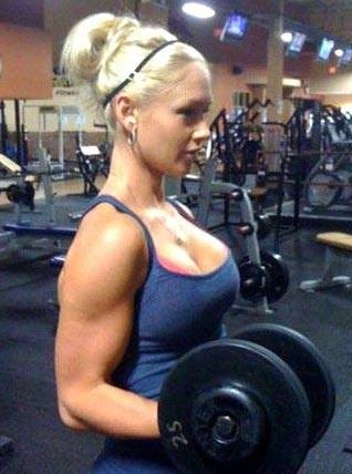 молочная кислота в мышцах фото