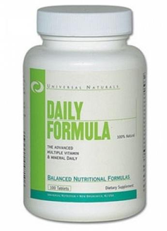 Daily formula инструкция по применению