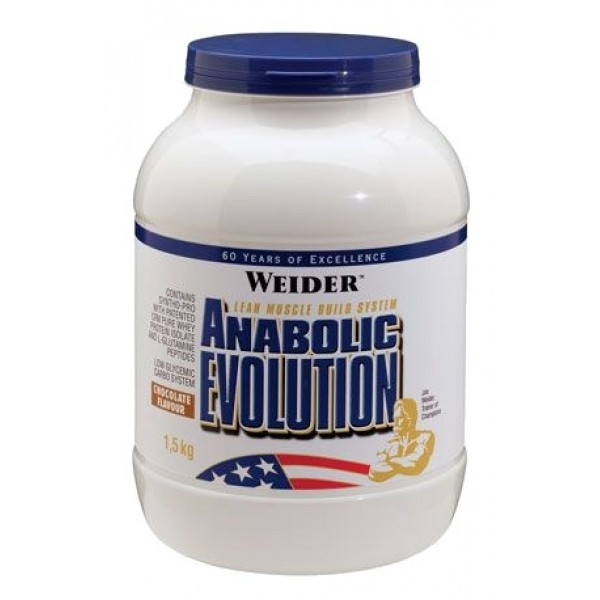 WeiderAnabolicEvolution