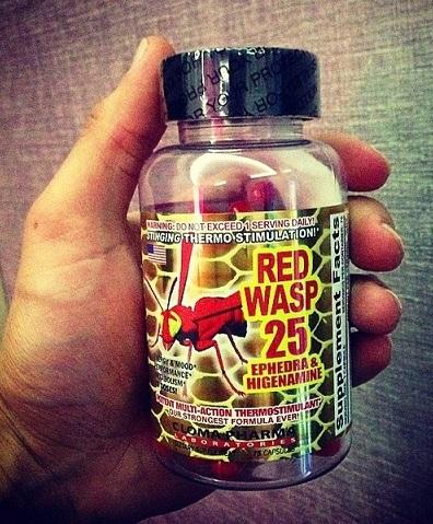 Как принимать Red Wasp 25