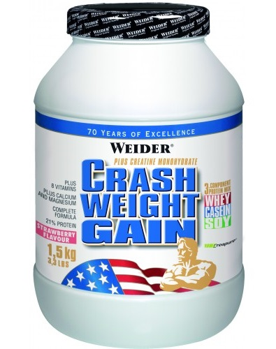 Crash Weight Gain Вейдер