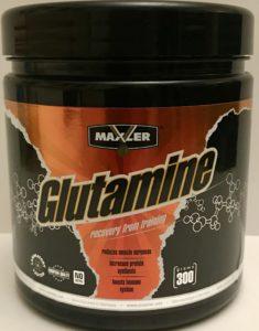 Глютамин L-Glutamine Maxler